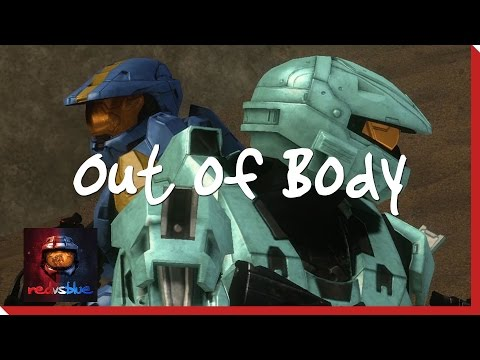 Season 10, Episode 11 - Out of Body   Red vs. Blue