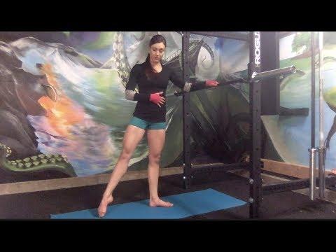 4 week SLIM LEG SERIES   Workout 5   BALLET AND BOOTY