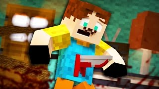 KILLING THE NEIGHBOR! (Minecraft Hello Neighbor)