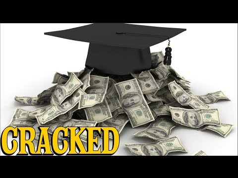 3 Dumbass 'Expert' Plans to Solve the Student Loan Crisis