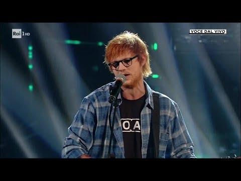 "Ed Sheeeran - Francesco Monte Canta: ""Perfect"" - Tale E Quale Show 27/09/2019"