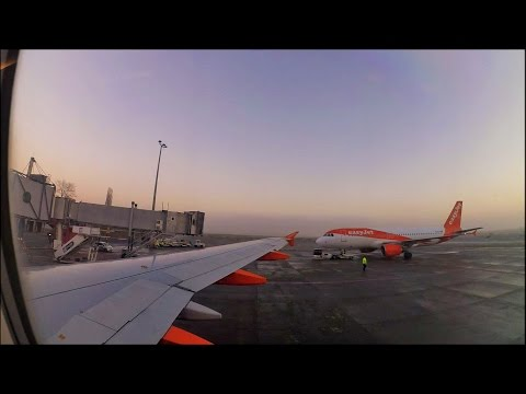 EasyJet | FLIGHT REPORT | Airbus A319 | PRG-AMS | Prague to Amsterdam [HD]