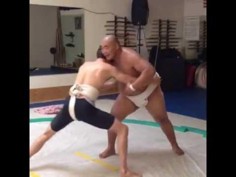 Jesster v. World Sumo Champion Byamba