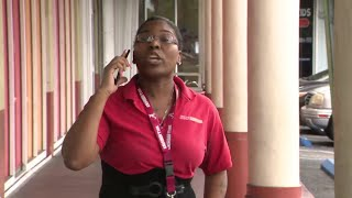 Family Dollar employee goes off after spotting Local 10 reporter outside store