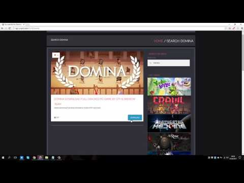 Domina Download Full Unlocked PC Game CPY Skidrow Cracked