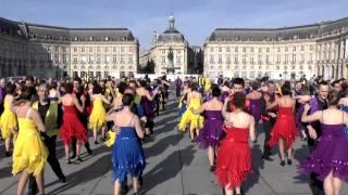 Flashmob SWINGO - Ecole Rythm