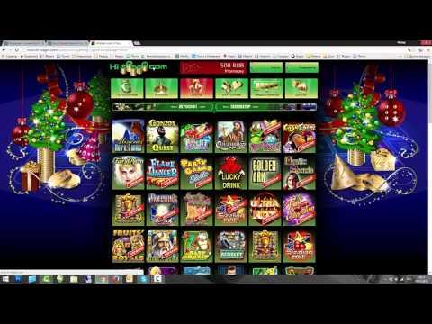 Выигрышь 8000$ + Bonus 500 rur HiWager Casino (Часть1)