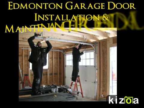 Garage Door Installation Edmonton, Repair & Replacement Service