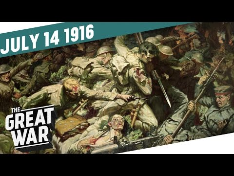 Meatgrinder At The Somme - Battle of Mametz Wood I THE GREAT WAR - Week 103