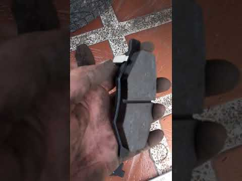 Cambio De Pastillas De Frenos Chery Arauca Parte 2