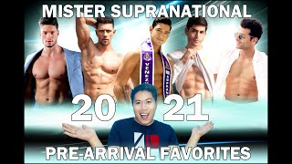 Mister Supranational 2021 | Pre-Arrival Favorites (TOP 15)