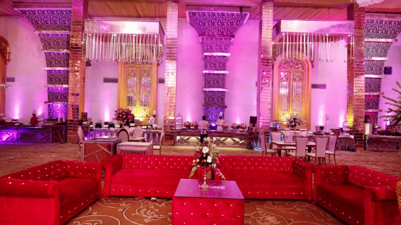 VENUE FEATHER- kawatra tent and caterers & VENUE FEATHER- kawatra tent and caterers - YouTube