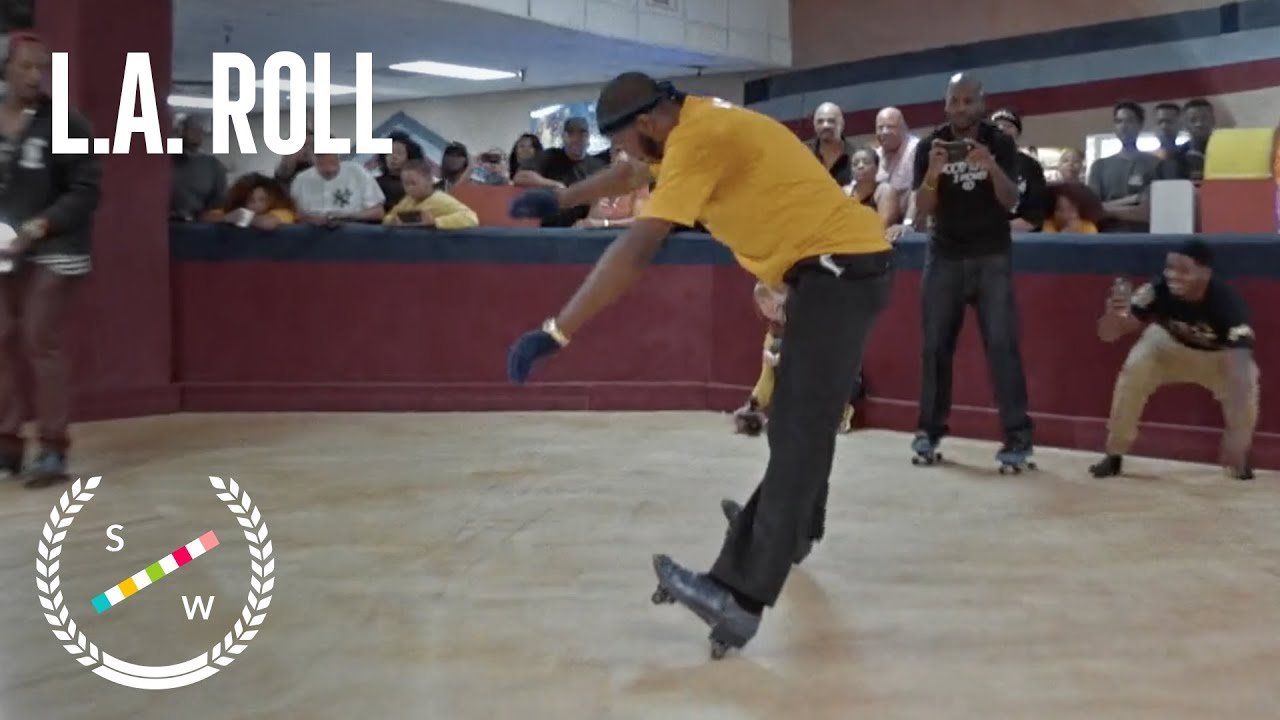 Download Dance Roller Skating Unifies a Community in Los Angeles   L.A. ROLL