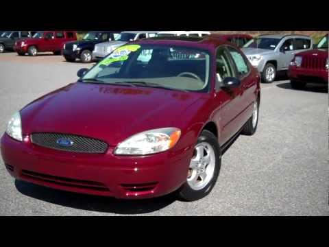 2004 Ford Taurus SES at Troncalli Chrysler Jeep Dodge in Cumming, GA