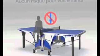 Теннисные столы Cornilleau - теннисный стол всепогодный(, 2011-07-23T08:39:32.000Z)
