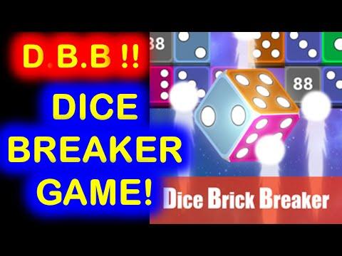 D.B.B !! - Dice Brick Breaker Game by Myung Ho Kang  