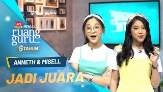 Duet Anneth dan Misellia yang Keren Banget! | Live Spesial 12 Jam Ruangguru