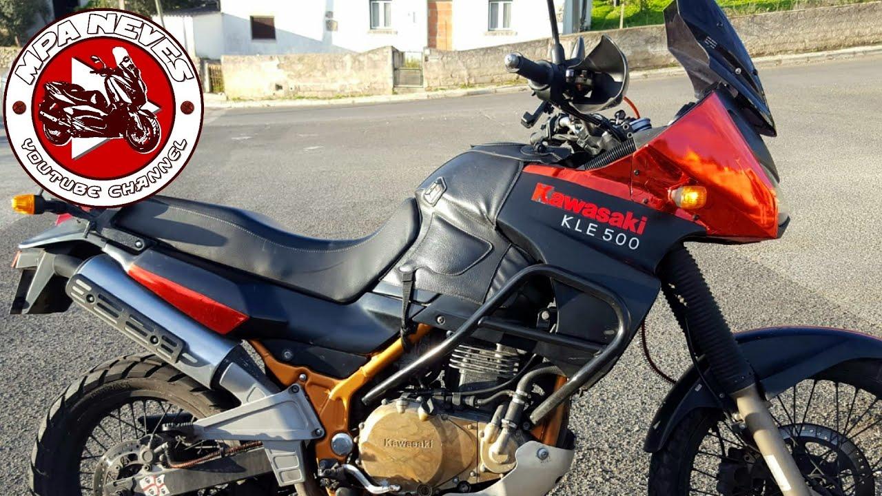 Apresentação e teste da Kawasaki Z900 - YouTube