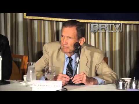 War and Peace in the Asia-Pacific - Ramsey Clark at the Foreign Correspondents' Club of Japan