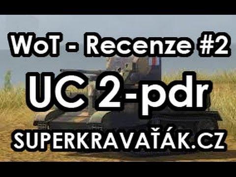 World of Tanks CZ - UC 2-pdr (recenze #2)