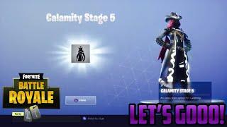 Unlocking Max Calamity!   Fortnite Battle Royale