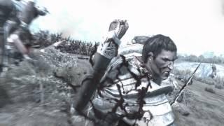 Скайрим - Битва при Вайтране Skyrim battle.wmv