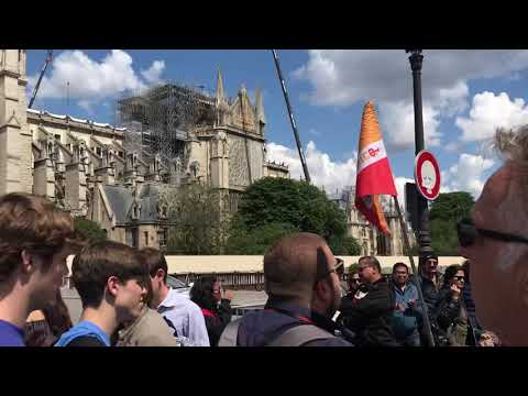 THE RECONSTRUCTION: Michael Matt Visits Notre Dame