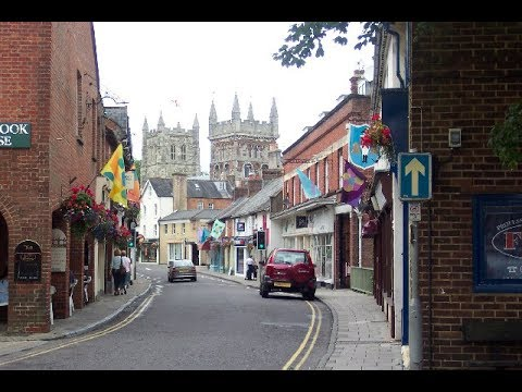 Places to see in ( Wimborne Minster - UK )