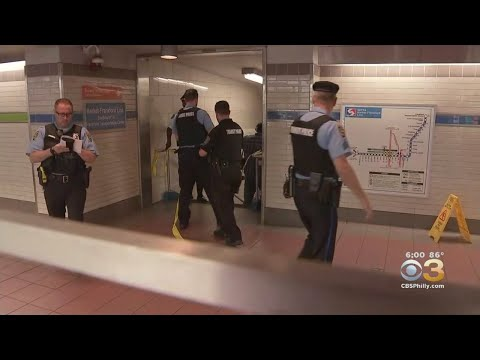 Cosmic Kev - Fight Leads to Shooting at 15th & Market Septa Station