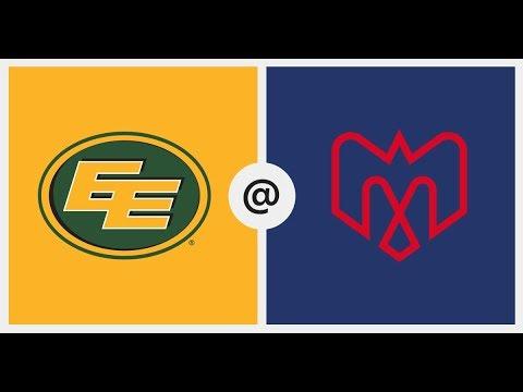 Montreal Alouettes Vs Edmonton Eskimos CFL Week 6 Game Recap 2019
