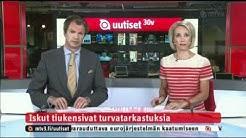 Kymmenen uutiset: WTC-iskuista 10 vuotta