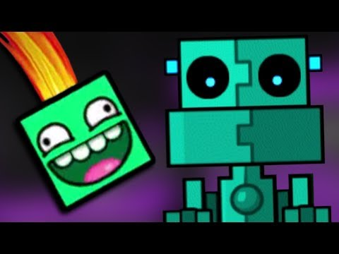 SCRATCH'S SECRET SHOP - Geometry Dash
