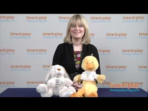 Personalized Easter Stuffed Animals From Melissa Doug Youtube