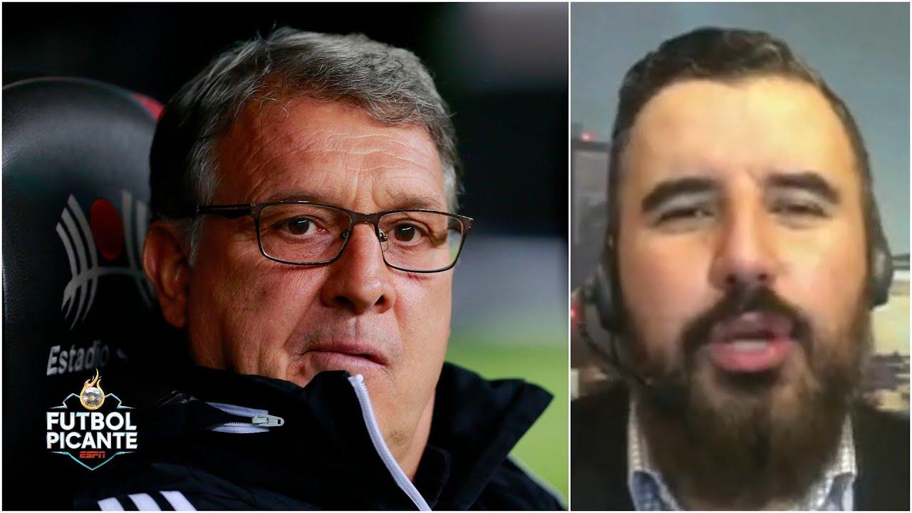 LO DIJO Tata Martino da a CONOCER sus JUGADORES CLAVES en el Tri para Catar 2022 | Futbol Picante