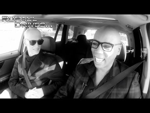 RuPaul Drives... John Waters