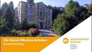 Ausbildung x Schule x Studium x Die Bernd-Blindow-Schulen