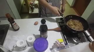 Готовим Жареный рис или Омурайс (Омлет с рисом)