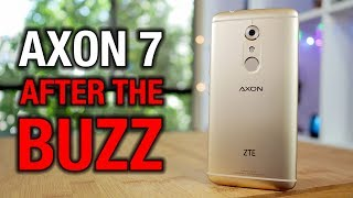 ZTE Axon 7 After the Buzz: A whole lot of bang for buck! | Pocketnow