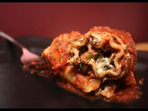 Happy Herbivore Lasagna Rolls Recipe Low Fat No Oil Vegan