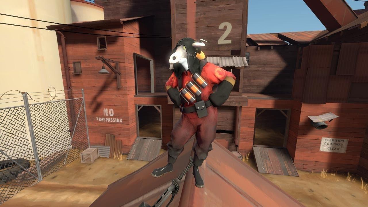 Haha gun go brrrrrrrr | Team Fortress 2 Live