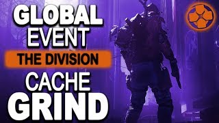 The Division 🔴 Blackout Global Event | Grinding for Credits and Caches | PC Gameplay