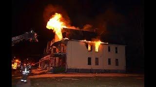 Buffalo FD 2nd Alarm - 30 Northumberland ave