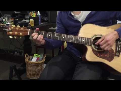 How to play Easy by Faith No More on guitar - YouTube