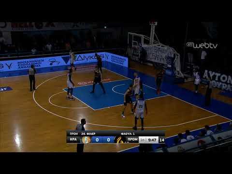 Basket League 2019-2020: ΗΡΑΚΛΗΣ – ΠΡΟΜΗΘΕΑΣ | 14/12/2019 | ΕΡΤ