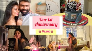 DIML || Our First Anniversary || Celebration Surprises Love || Ashmita & Sudhir