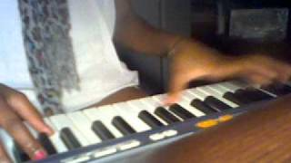 Both of the boondocks theme song on piano