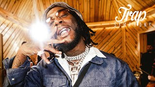 "Burna Boy Performs ""On The Low"" With Live Orchestra 