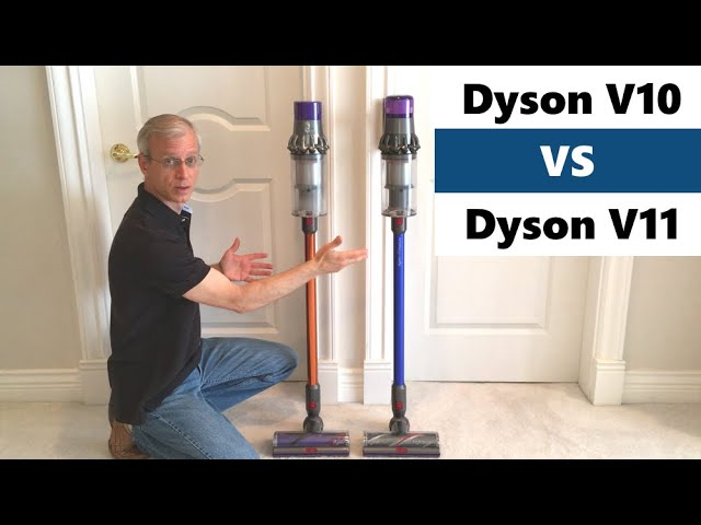 Dyson v11 vs dyson v10 беспроводной пылесос дайсон dc62 купить на маркете