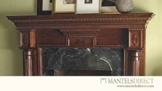 Mantels Direct Wood Fireplace Mantels - Shorts 5