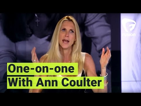 'Are You Really Saying?': Ann Coulter Seemingly Stuns Host With Comment on Immigrants, Islamic State